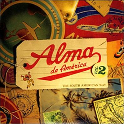Alma De America Vol. 2