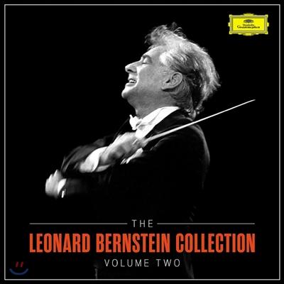 레너드 번스타인 컬렉션 2집 [한정반] (The Leonard Bernstein Collection Volume Two)