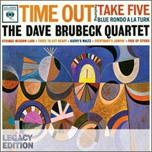 Dave Brubeck - Time Out (50th Anniversary Legacy Edition)