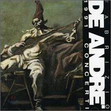 Fabrizio De Andre - 1991 Concerti