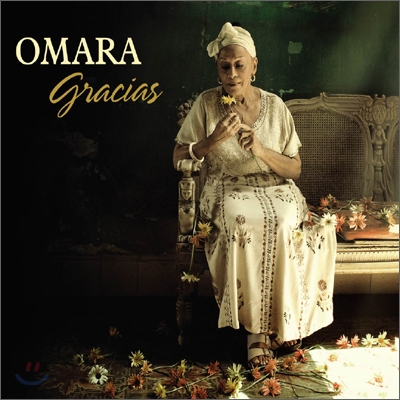 Omara Portuondo - Gracias 오마라 뽀르뚜온도