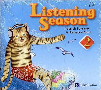 Listening Season 2 : Audio CD