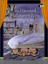 Ready Action Level 2 : The Haunted Halloween Party (Drama Book)