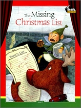 Ready Action Level 1 : The Missing Christmas List (Drama Book)