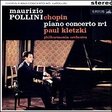 Maurizio Pollini 쇼팽: 피아노 협주곡 1번 (Chopin: Piano Concerto No.1 in E minor, Op.11) 폴리니