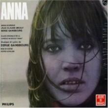 Serge Gainsbourg - Anna (Back To Black - 60th Vinyl Anniversary)
