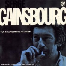 Serge Gainsbourg - La Chanson De Prevert (Back To Black - 60th Vinyl Anniversary)