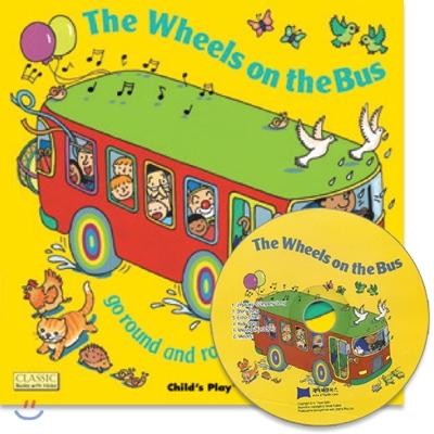 [노부영 세이펜] The Wheels on the Bus (원서 & 노부영 부록 CD)