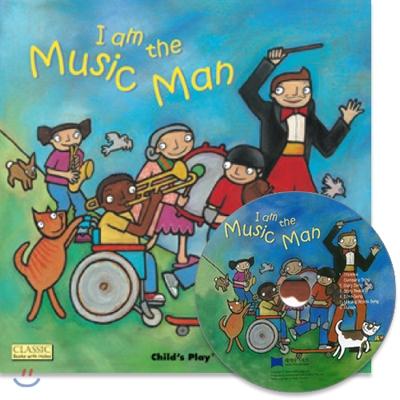[노부영 세이펜]I Am the Music Man (원서 & 노부영 부록 CD)