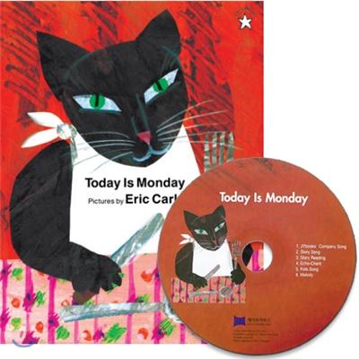 [노부영 세이펜] Today Is Monday