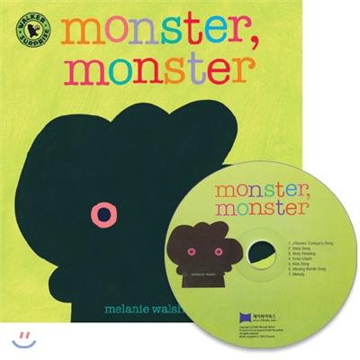 [노부영 세이펜] Monster, Monster