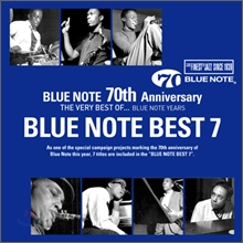 Blue Note Best 7: Blue Note 70th Anniversary