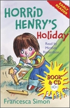 Horrid Henry's Holiday (Book+CD)