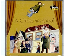 Ready Action Level 2 : A Christmas Carol (Audio CD)