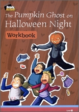 Ready Action Level 3 : The Pumpkin Ghost on Halloween Night (Workbook)