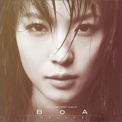 보아 (BoA) - 미국 정규 1집 : BoA Deluxe (리패키지)