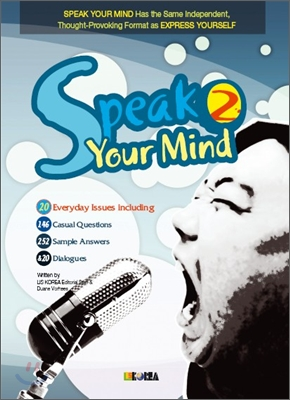 SPEAK YOUR MIND 2 S/B