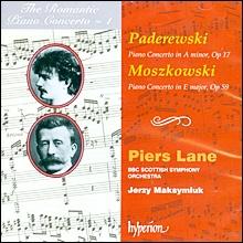 낭만주의 피아노 협주곡 1집 - 모즈코프스키 / 파데레프스키 (The Romantic Piano Concerto 1 - Moszkowski / Paderewski0