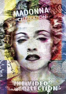 Madonna - Celebration: The Video Collection (DVD 케이스 버전)