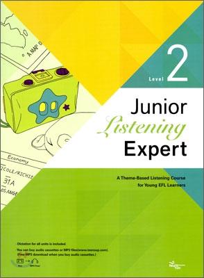 Junior Listening Expert 주니어 리스닝 엑스퍼트 2