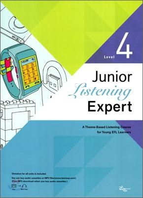 Junior Listening Expert 주니어 리스닝 엑스퍼트 4