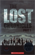 Scholastic ELT Readers Level 3 : The Lost Chronicles Part 1 (Book+CD)
