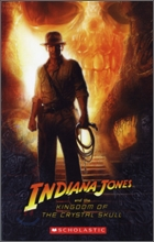 Scholastic ELT Readers Level 3 : Indiana Jones and the Kingdom of the Crystal Skull (Book+CD)