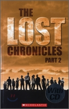 Scholastic ELT Readers Level 3 : The Lost Chronicles Part 2 (Book+CD)