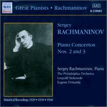 Sergey Rachmaninov 라흐마니노프: 피아노 협주곡 2번 3번 (Rachmaninov: Piano Concerto Nos.2, No.3)