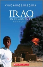 Scholastic ELT Readers Level 3 : Iraq in Fragments (Book+CD)