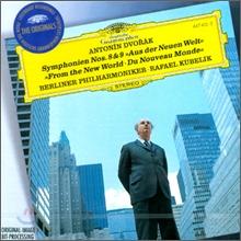 Rafael Kubelik 드보르작: 교향곡 8번 9번 `신세계로부터` (Dvorak: Symphony No.8 & 9 'From The New World') 라파엘 쿠벨릭
