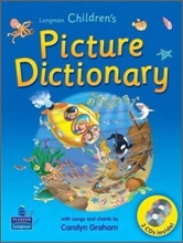 Longman Children's Picture Dictionary (Book & CD)