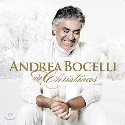 Andrea Bocelli 안드레아 보첼리 크리스마스 앨범 (My Christmas) (Deluxe Edition)