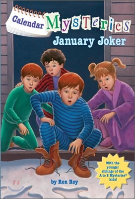Calendar Mysteries #1 : January Joker