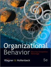 Organizational Behavior : Securing Competitive Advantage, 5/E