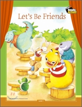 Ready Action Level 1 : Let's Be Friends (Drama Book)