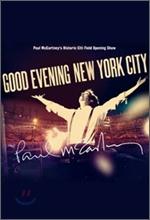 Paul McCartney - Good Evening New York City (폴 매카트니 뉴욕 라이브 실황)