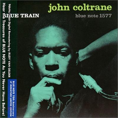 John Coltrane - Blue Train: Blue Note LP Miniature Series