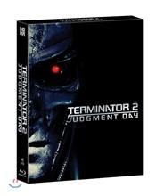 터미네이터2 (풀슬립 스틸북 한정판) : 블루레이