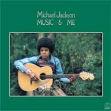 Michael Jackson - Music & Me (Back To Black - 60th Vinyl Anniversary, Motown 50th Anniversary)
