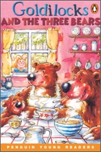 Penguin Young Readers Level 1 : Goldilocks & The Three Bears (Book & CD)