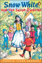 Penguin Young Readers Level 3 : Snow White and Seven Dwarves (Book & CD)