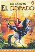 Penguin Young Readers Level 4 : The Road to EL DORADO (Book & CD)