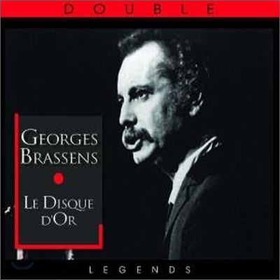 Georges Brassens - Le Disque D'or