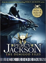 Percy Jackson : The Demigod Files (Movie Tie-in)