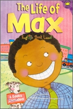 The Life of Max 6�� ��Ʈ (Book & CD)