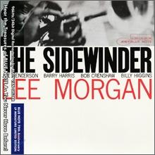 Lee Morgan - The Sidewinder: Blue Note LP Miniature Series