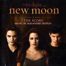 New Moon: The Twilight Saga - The Score (트와일라잇 두번째 시리즈 뉴문 스코어) O.S.T