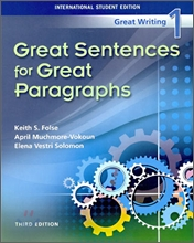 Great Writing 1 : Great Sentences for Great Paragraphs, 3/E