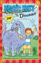 Scholastic Hello Reader Level 1 : Magic Matt and the Dinosaur